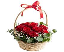 Comanda online cosuri cu trandafiri