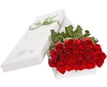 Comanda online trandafiri in cutie